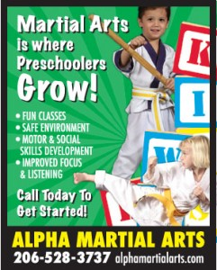 Post image for Children's Martial Arts